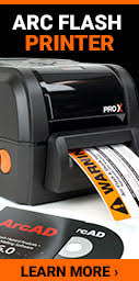 Arc Flash Printer
